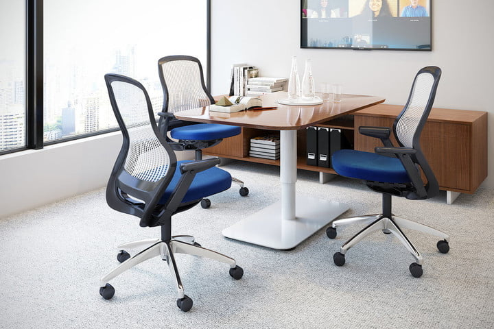 Alas Kursi kantor yang Empuk