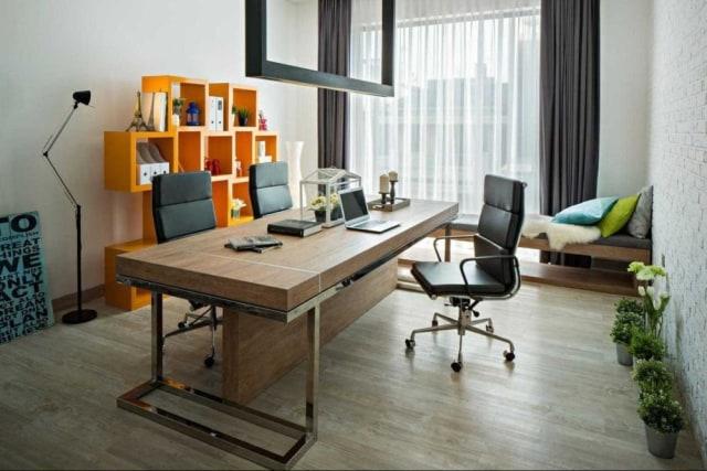 4 Item Dekorasi Ruang Kerja Ini Akan Membuat Hasil Pekerjaan Anda Maksimal