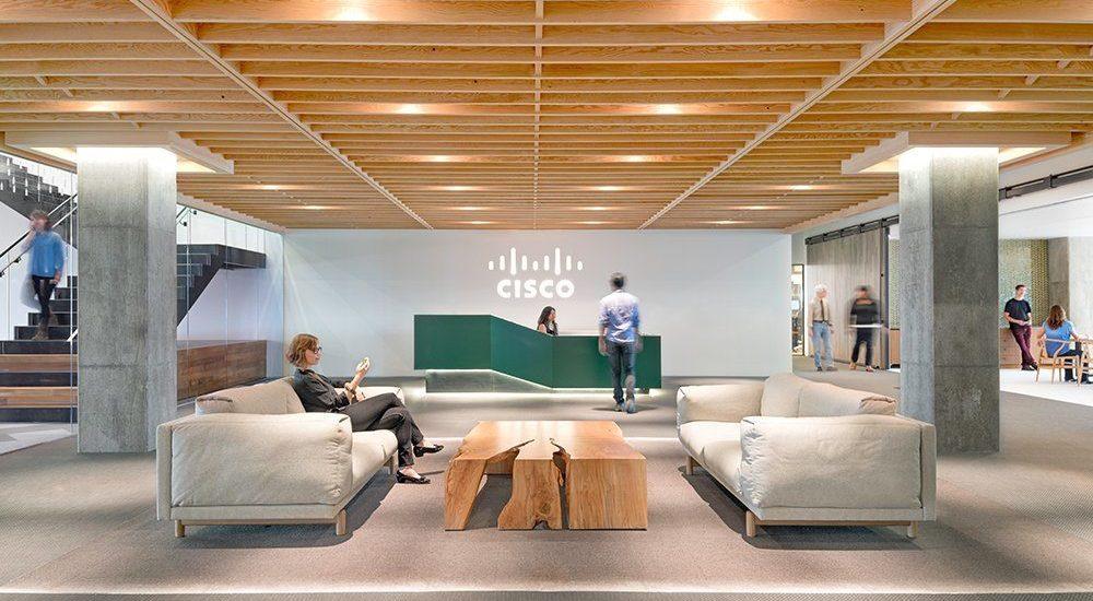 5 Inspirasi Desain Lobby Kantor yang Unik