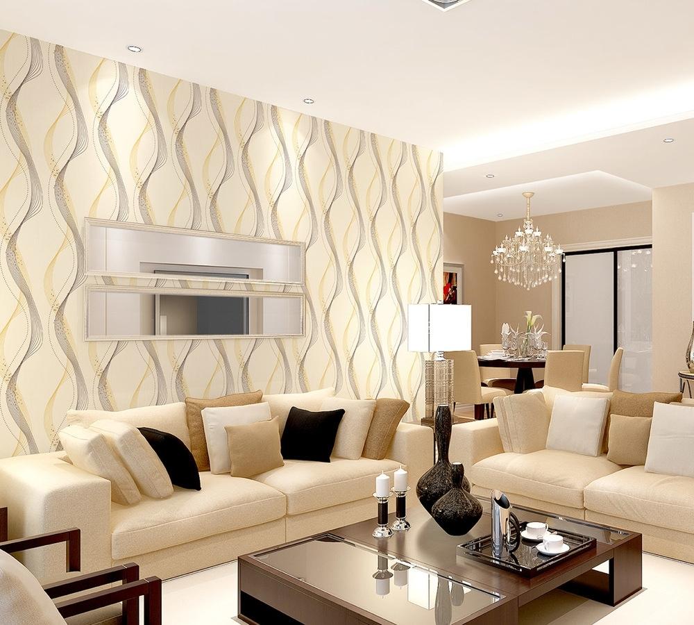 Desain Wallpaper untuk Ruang Keluarga yang Menarik dan Membuat Nyaman