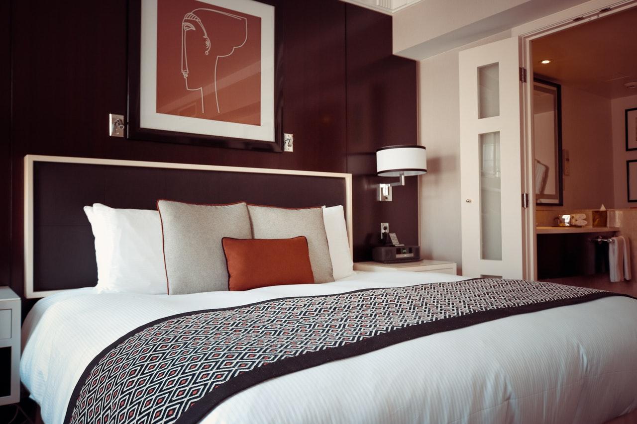 Kamar Dengan Dekorasi yang Bikin Nyaman